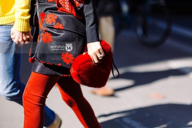 Nếu nghĩ street style tại Paris Fashion Week chỉ là cuộc chiến váy áo thì bạn nhầm to rồi - Ảnh 14.