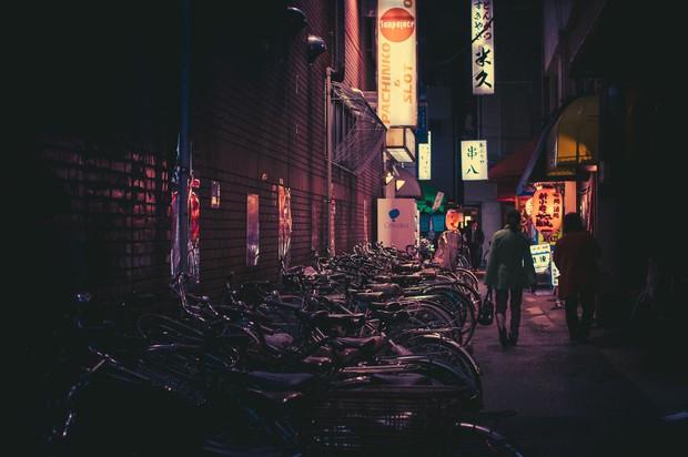 Có một Tokyo lung linh và huyền diệu khi đêm về - Ảnh 1.