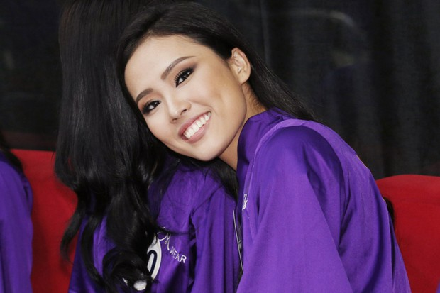 Nhan sắc 10 người đẹp đầu tiên lọt vào Bán kết Hoa hậu Hoàn vũ Việt Nam 2017 - Ảnh 3.