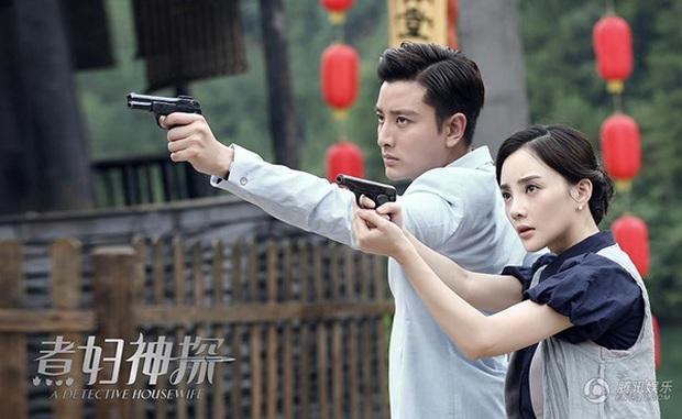 9 bộ phim giúp giới giải trí Hoa Ngữ có được những cặp đôi phim giả tình thật - Ảnh 29.