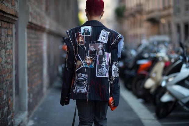Kelbin Lei tiếp tục được thương hiệu đình đám Vetements lăng xê trên Instagram - Ảnh 15.