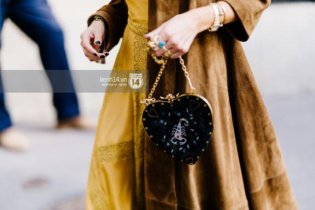 Nếu nghĩ street style tại Paris Fashion Week chỉ là cuộc chiến váy áo thì bạn nhầm to rồi - Ảnh 15.