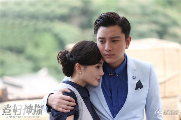 9 bộ phim giúp giới giải trí Hoa Ngữ có được những cặp đôi phim giả tình thật - Ảnh 31.