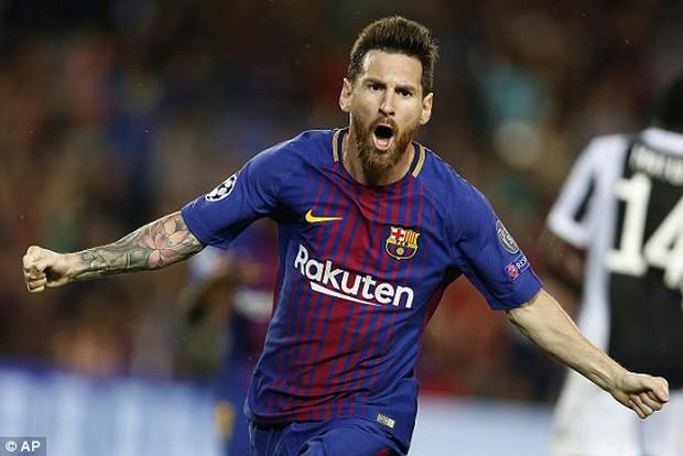 Cuối cùng Messi đã phá lưới Buffon, thuần phục bầy ngựa vằn Juventus - Ảnh 1.