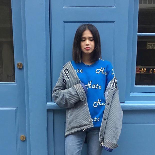 Feifei - cô nàng 20 tuổi được bố mẹ cho hơn 200 triệu đồng/tháng chỉ để mua đồ streetwear - Ảnh 3.