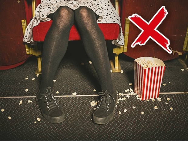 5 bí mật mà nhân viên ở rạp chiếu phim chỉ khi nghỉ việc rồi mới dám kể cho bạn - Ảnh 2.