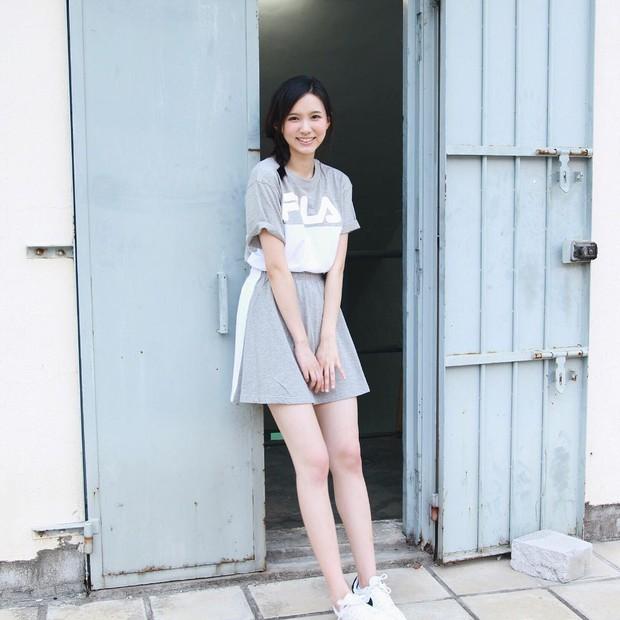 Đến con gái cũng thích mê gương mặt nhìn là muốn yêu luôn của cô bạn Hongkong này - Ảnh 8.