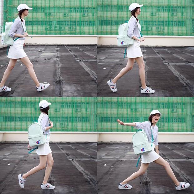 Đến con gái cũng thích mê gương mặt nhìn là muốn yêu luôn của cô bạn Hongkong này - Ảnh 12.