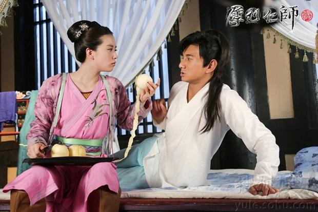 9 bộ phim giúp giới giải trí Hoa Ngữ có được những cặp đôi phim giả tình thật - Ảnh 23.