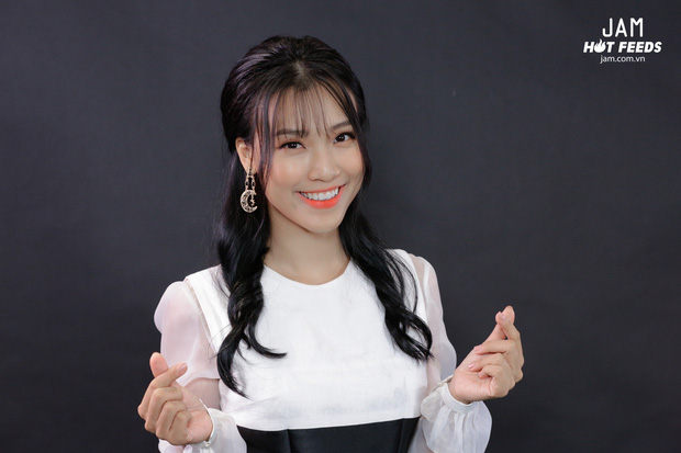 Hoàng Oanh: Tình yêu với Huỳnh Anh vẫn là một tình yêu đẹp và trọn vẹn - Ảnh 1.