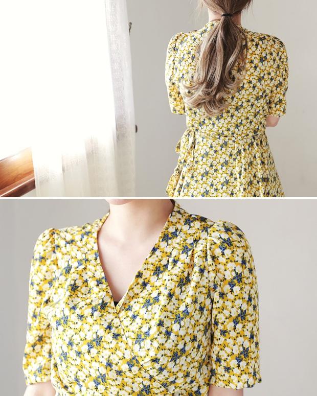 Mùa mặc váy hoa lại đến, update ngay xem trend váy hoa năm nay có gì hot - Ảnh 15.