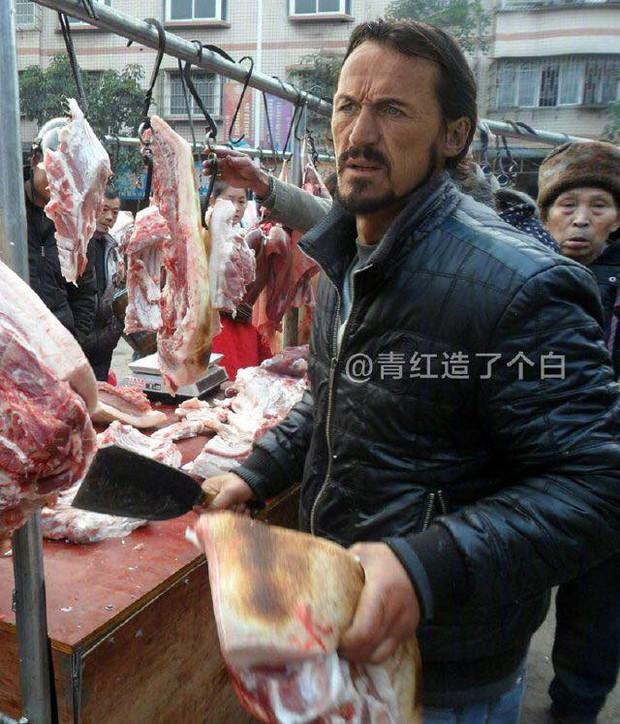 Cười bò với bộ ảnh chế nhân vật Game of Thrones lưu lạc sang Trung Quốc - Ảnh 15.