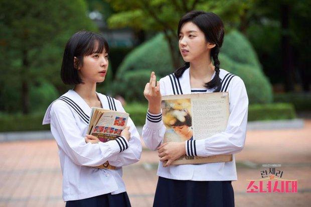 Điểm mặt 13 phim Hàn tháng 9: Toàn sao đình đám đổ bộ màn ảnh nhỏ! - Ảnh 24.