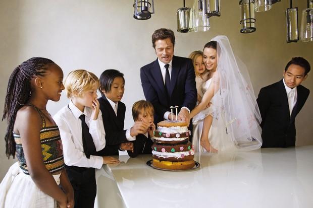 Cuộc hôn nhân Brad Pitt và Angelina Jolie: Ngôn tình nhưng liệu có chiêu trò để pr tên tuổi? - Ảnh 2.