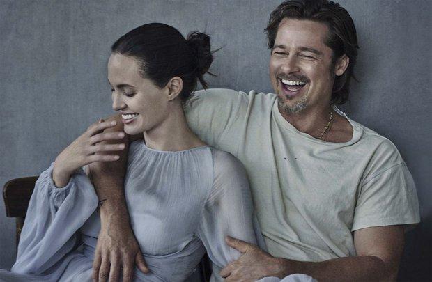 Cuộc hôn nhân Brad Pitt và Angelina Jolie: Ngôn tình nhưng liệu có chiêu trò để pr tên tuổi? - Ảnh 1.