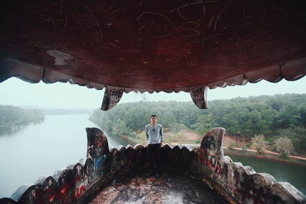 5 công trình bị bỏ hoang tại Việt Nam, muốn có những bức ảnh kì bí hết cả hồn thì nhất định phải đến! - Ảnh 30.