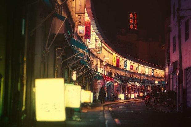 Có một Tokyo lung linh và huyền diệu khi đêm về - Ảnh 3.