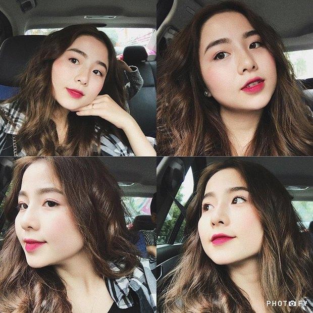 Đây là cô gái Việt có khuôn mặt tròn được khen là xinh nhất! - Ảnh 10.