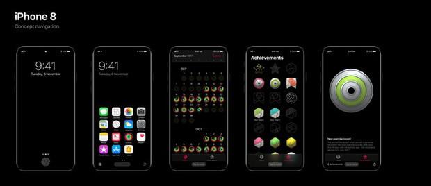 Ngắm nhìn iPhone 8 độc đáo khiến ai nhìn cũng mê - Ảnh 2.