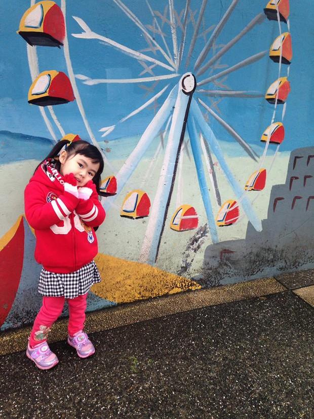 Bị mẹ ngăn cản, cô bé 5 tuổi vẫn kiên quyết cắt tóc răng cưa để giống thần tượng Maruko - Ảnh 14.
