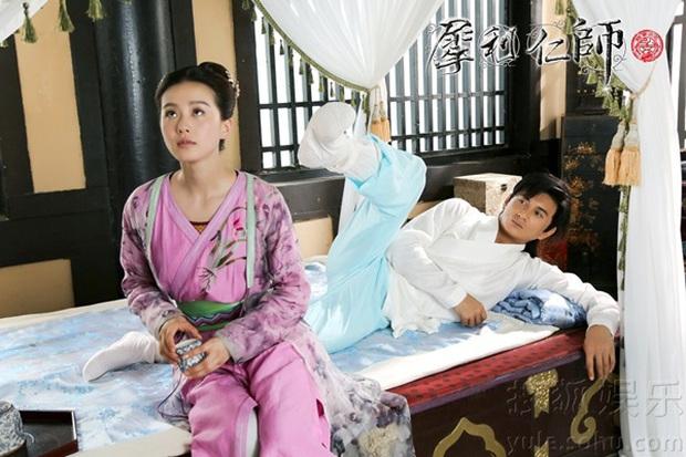 9 bộ phim giúp giới giải trí Hoa Ngữ có được những cặp đôi phim giả tình thật - Ảnh 24.