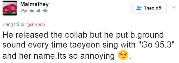 Fan điên tiết khi nghe See You Again của Taeyeon! - Ảnh 3.