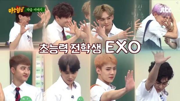 EXO giờ có phải chỉ còn 8 thành viên? - Ảnh 1.