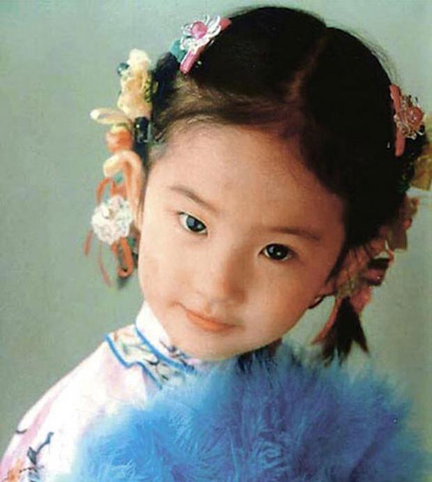 Lưu Diệc Phi tròn 30 tuổi: Hành trình nhan sắc đẹp hoàn hảo từ nhỏ tới lớn - Ảnh 2.