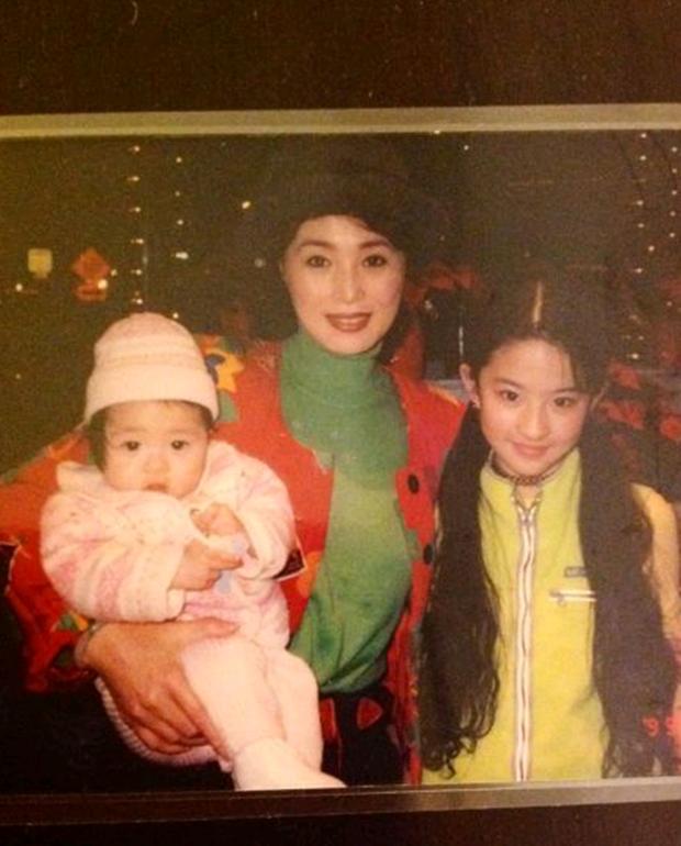 Lưu Diệc Phi tròn 30 tuổi: Hành trình nhan sắc đẹp hoàn hảo từ nhỏ tới lớn - Ảnh 6.