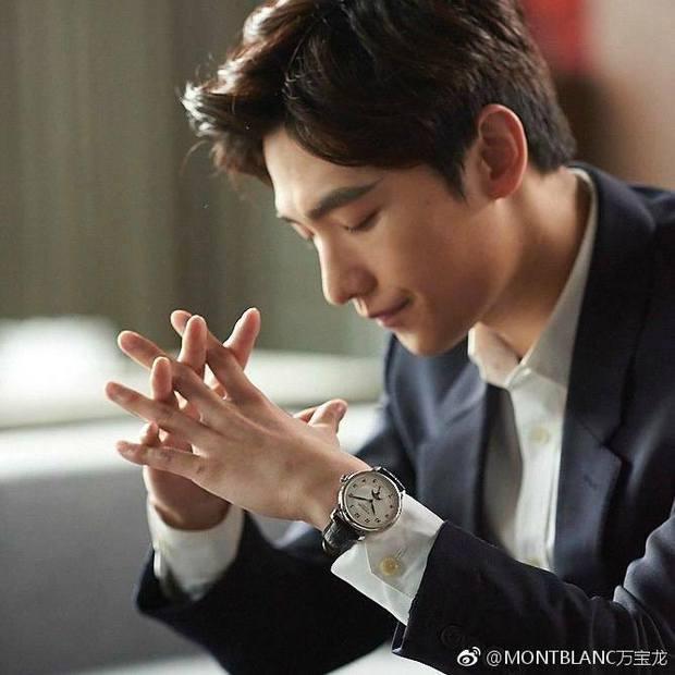 Góc nghiêng lịch lãm chuẩn soái ca, trai đẹp Dương Dương khiến trái tim fan nữ rung rinh - Ảnh 8.