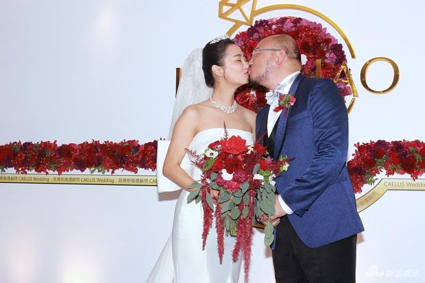 Trần Kiều Ân và nhan sắc ngọt ngào lại một lần nữa đánh bại cả cô dâu lẫn dàn phù dâu trong đám cưới - Ảnh 8.