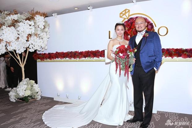 Trần Kiều Ân và nhan sắc ngọt ngào lại một lần nữa đánh bại cả cô dâu lẫn dàn phù dâu trong đám cưới - Ảnh 9.