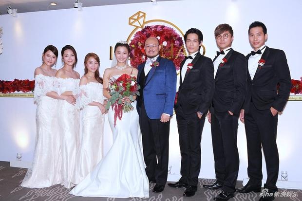 Trần Kiều Ân và nhan sắc ngọt ngào lại một lần nữa đánh bại cả cô dâu lẫn dàn phù dâu trong đám cưới - Ảnh 4.