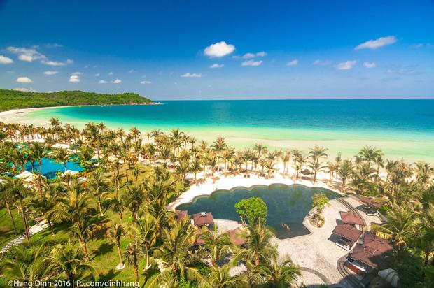 Trải nghiệm resort xa hoa như thiên đường ở Phú Quốc: Đẹp choáng ngợp, ăn ngon không thốt nên lời! - Ảnh 2.