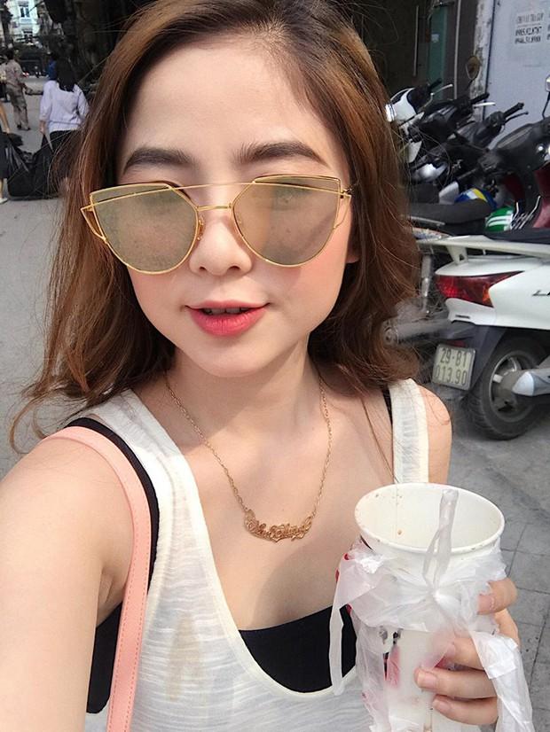 Đây là cô gái Việt có khuôn mặt tròn được khen là xinh nhất! - Ảnh 5.