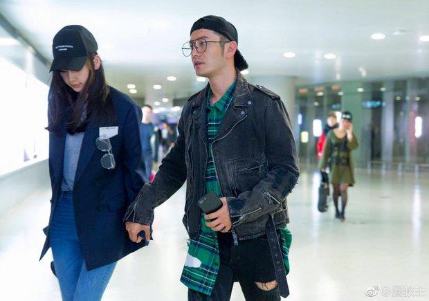 Sau scandal nhờ mang thai hộ, Angela Baby xuất hiện rạng rỡ, khoe đôi chân dài thẳng tắp tại sân bay - Ảnh 10.