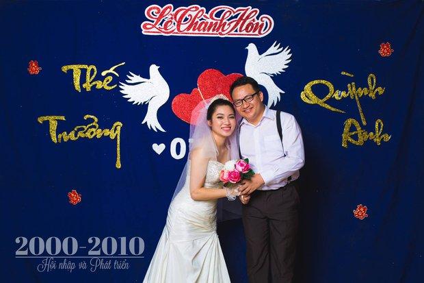 Độc nhất vô nhị: Chụp một lần, cặp đôi tái hiện được tất cả các kiểu lễ cưới Việt Nam trong 100 năm qua! - Ảnh 15.
