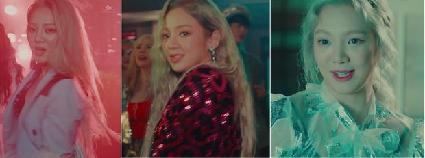 Soi loạt kiểu tóc cùng cách makeup thời thượng được SNSD bê vào 2 MV mới toanh - Ảnh 20.