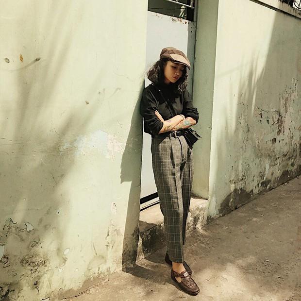 Hiếm ai được như Louis Hà, hot girl mi nhon chỉ diện crop top và quần cạp cao mà vẫn đẹp quên sầu - Ảnh 19.