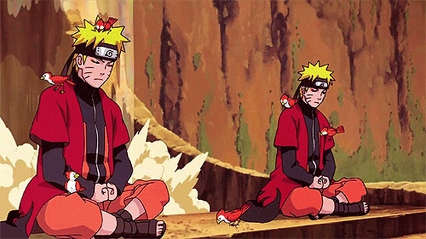 Đã là fan Naruto thì kiểu gì cũng từng làm 7 điều kì quặc này ở ngoài đời! - Ảnh 17.