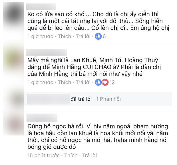 Dân mạng dậy sóng khi Minh Hằng tiết lộ Hà Hồ chèn ép mình - Ảnh 3.