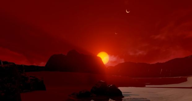 Tìm ra bằng chứng đầu tiên chứng minh Hệ Mặt trời 2.0 CÓ NƯỚC - Ảnh 3.