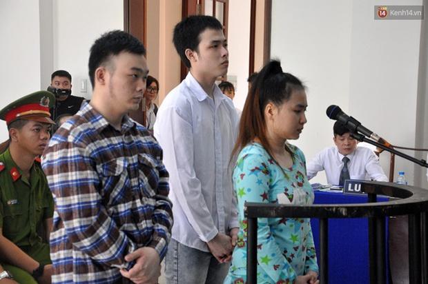 Cô gái thuê người tạt axit nữ sinh ở Sài Gòn phản cung, phủ nhận lời khai của đồng bọn - Ảnh 1.