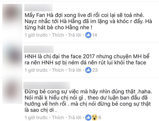 Dân mạng dậy sóng khi Minh Hằng tiết lộ Hà Hồ chèn ép mình - Ảnh 4.
