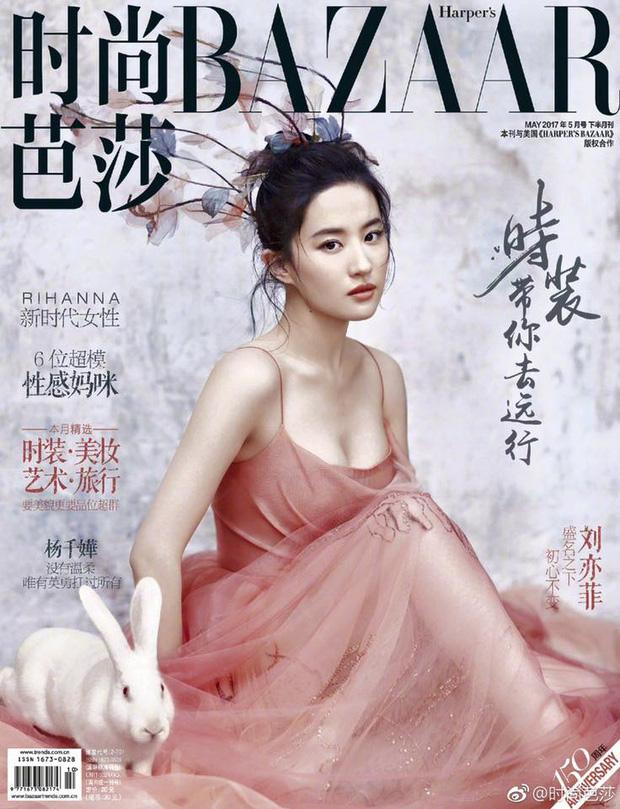 Lưu Diệc Phi tròn 30 tuổi: Hành trình nhan sắc đẹp hoàn hảo từ nhỏ tới lớn - Ảnh 24.