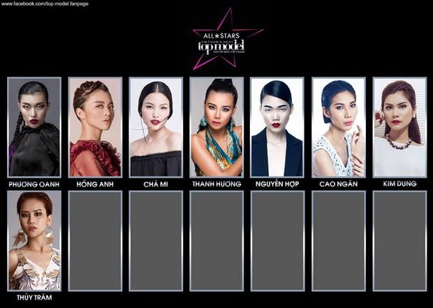Vietnams Next Top Model mà có thêm dàn mẫu blacklist thì mới vui! - Ảnh 1.