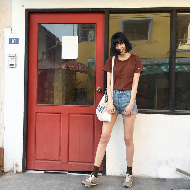 Đến con gái cũng thích mê gương mặt nhìn là muốn yêu luôn của cô bạn Hongkong này - Ảnh 7.