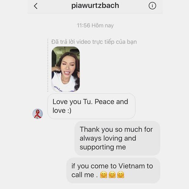 Minh Tú lên tiếng bênh vực khi Hoa hậu Pia bị ném đá - Ảnh 2.