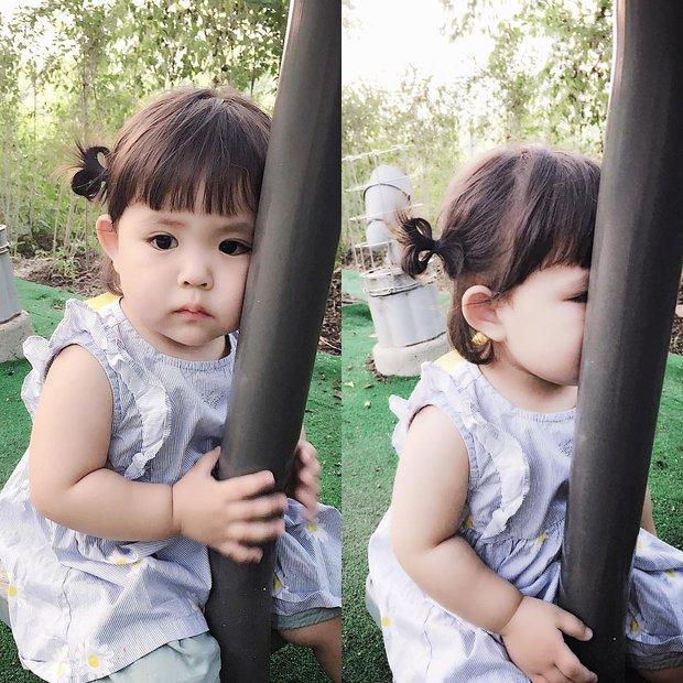 Cô nhóc Hàn Quốc dễ thương như thiên thần, ngắm ảnh chỉ muốn có con gái luôn thôi - Ảnh 6.