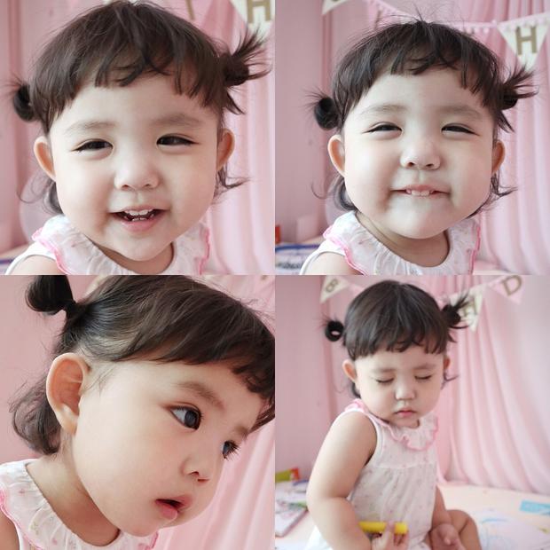 Cô nhóc Hàn Quốc dễ thương như thiên thần, ngắm ảnh chỉ muốn có con gái luôn thôi - Ảnh 7.